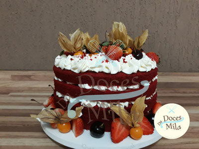 Red Velvet doces da mila